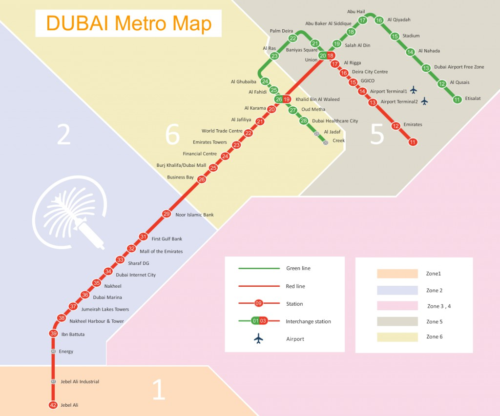 Mapa k vytisknutí