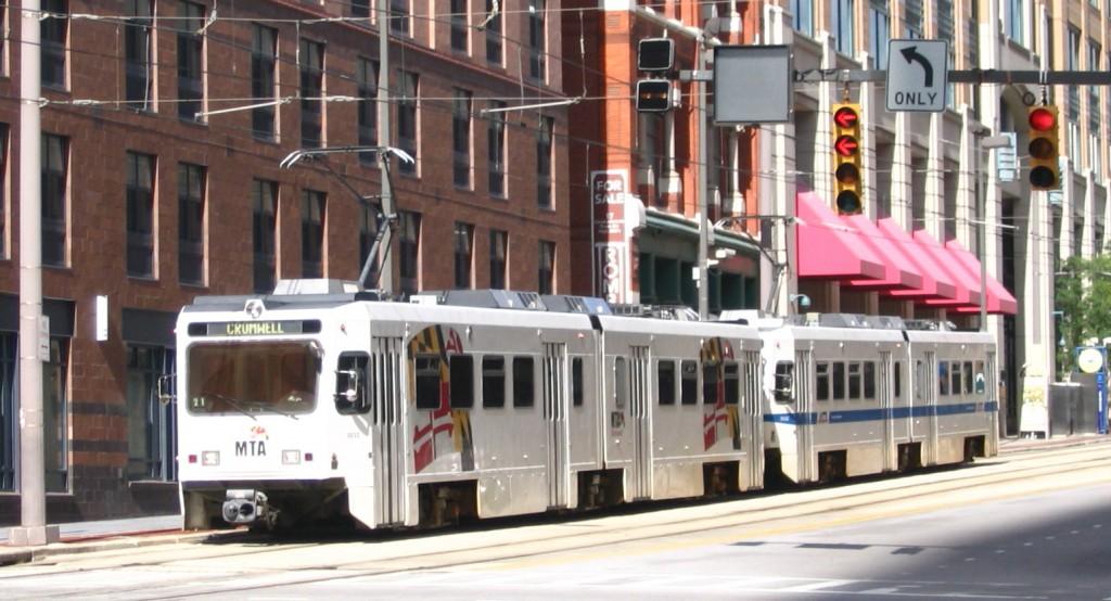 Light rail v Baltimore