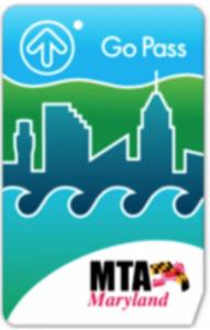 Go Pass - jízdenka na metro v Baltimoru