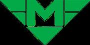 Logo trasy pražského metra A