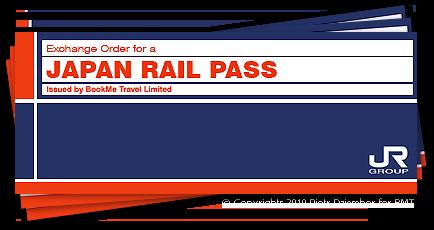 Japan Rail Pass - nejvýhodnější způsob cestování veřejnou dopravou v Japonsku
